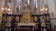 In de oude kerk in Weert
